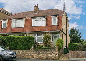 Thumbnail 3 bedroom semi-detached house for sale in Hertford Road, Hoddesdon, Hertfordshire