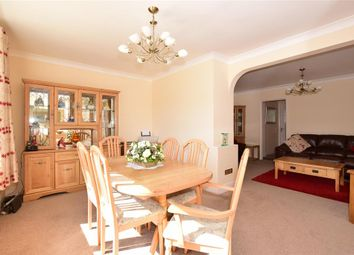 Thumbnail 3 bed detached bungalow for sale in Princes Avenue, Walderslade, Kent