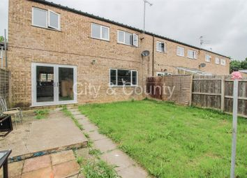 Thumbnail 4 bed terraced house for sale in Outfield, Bretton, Peterborough