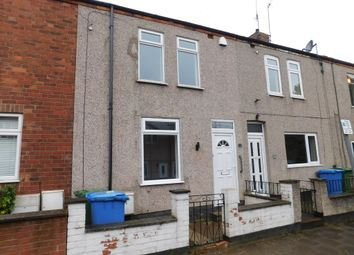 Thumbnail 3 bed terraced house to rent in Cliff Street, Mansfield
