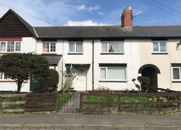 Thumbnail 3 bed terraced house for sale in Hastings Gardens, New Hartley, Whitley Bay