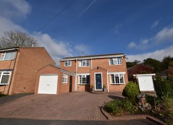 Thumbnail 3 bed detached house for sale in Duncan Way, Loughborough