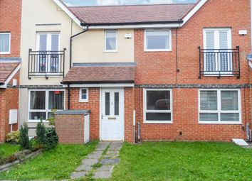 Thumbnail 2 bed terraced house to rent in Coneygarth Place, Ashington