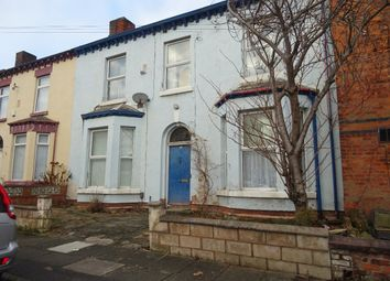 Thumbnail 9 bed terraced house for sale in Sefton Road, Walton, Liverpool