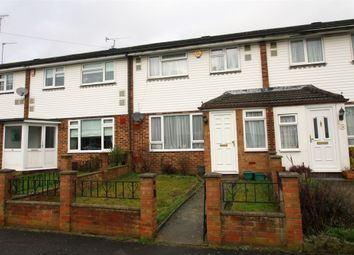 Thumbnail 3 bed terraced house for sale in Benen-Stock Road, Staines-Upon-Thames, Surrey