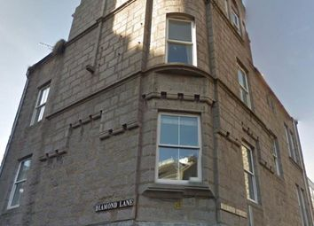 Thumbnail 2 bed flat to rent in Diamond Street, Aberdeen