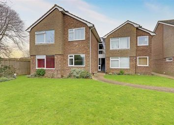 Thumbnail 1 bed flat for sale in Crabtree Lodge, Crabtree Lane, Lancing, West Sussex