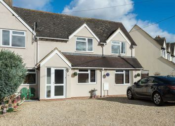 Thumbnail 4 bed semi-detached house for sale in Shipton Road, Woodstock