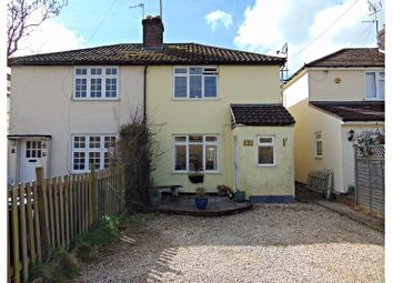 Thumbnail 3 bed semi-detached house for sale in Bradenham Road, High Wycombe