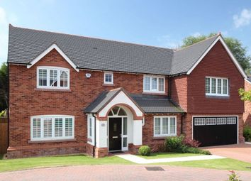 "Thumbnail 5 bed detached house for sale in ""Farnham"" at Common Lane, Lach Dennis, Northwich"