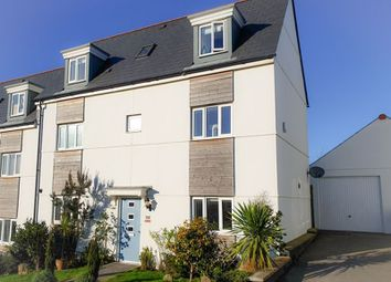 4 bed semi-detached house for sale in Pellymounter Road, St. Austell PL25
