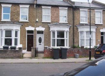 Monson Road, London SE14. 4 bed terraced house