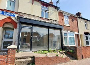 Thumbnail 4 bed terraced house to rent in Barcroft Road, Wolverhampton