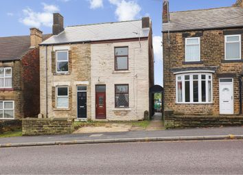 Thumbnail 3 bed semi-detached house for sale in Mansfield Road, Sheffield