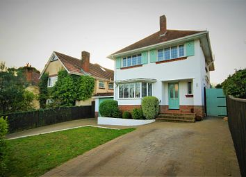 Thumbnail 4 bedroom detached house for sale in Blake Hill Avenue, Lilliput, Poole