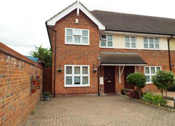 Thumbnail 3 bed end terrace house for sale in Hainault, Essex