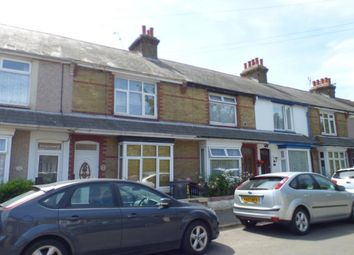 Thumbnail 2 bed terraced house to rent in Cheriton Avenue, Ramsgate