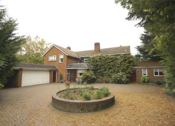 Thumbnail 4 bed detached house for sale in Oak Way, Harpenden, Hertfordshire