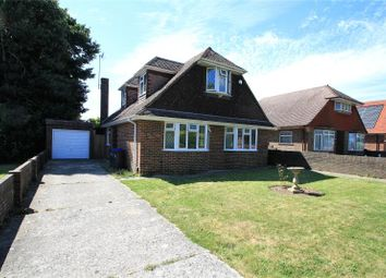 Thumbnail 4 bed detached bungalow for sale in Parklands Avenue, Goring-By-Sea, Worthing