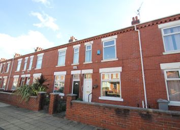 Thumbnail 2 bed terraced house for sale in Stanway Street, Stretford, Manchester