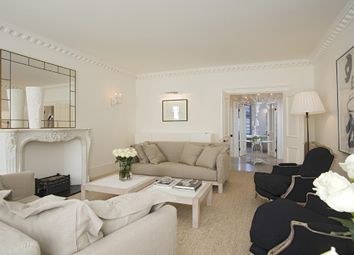 Thumbnail 3 bed flat to rent in Chester Square, Belgravia, London
