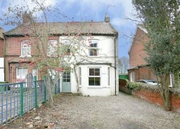 Thumbnail 3 bed semi-detached house for sale in Mundesley Road, North Walsham