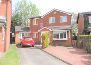 Thumbnail 4 bed detached house for sale in 3 Newbank Chase, Chadderton