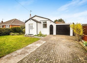 Thumbnail 2 bed bungalow for sale in Mayfield Road, Blacon, Chester