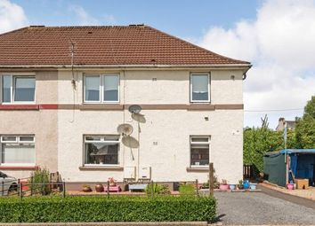Thumbnail 2 bedroom flat for sale in Townend Street, Dalry, North Ayrshire