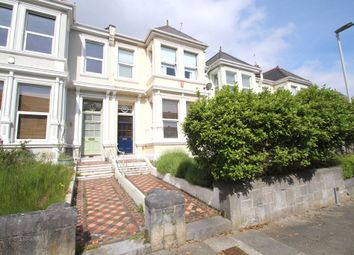 Thumbnail 3 bed terraced house for sale in Amherst Road, Plymouth