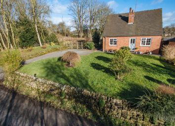 Thumbnail 3 bed detached house for sale in Cedar Hill, Alton, Stoke-On-Trent