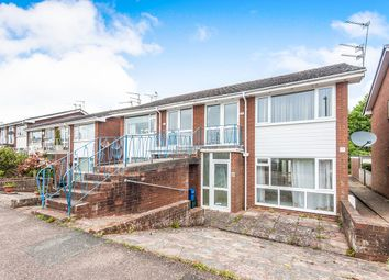 Thumbnail 2 bed flat for sale in Broadmead, Exmouth