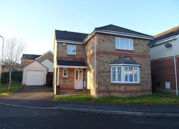 Thumbnail 4 bed detached house for sale in Woodruff Way, Thornhill, Cardiff