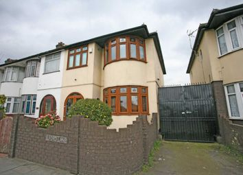 Thumbnail 3 bed semi-detached house to rent in Ilford Lane, Ilford