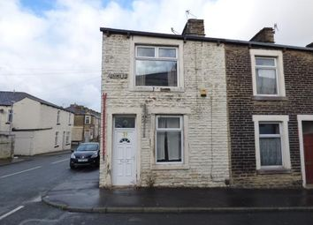 Thumbnail 2 bed end terrace house for sale in Grange Street, Burnley, Lancashire