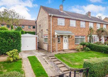 Thumbnail 3 bedroom semi-detached house for sale in Langford Road, Arnold, Nottingham, Nottinghamshire
