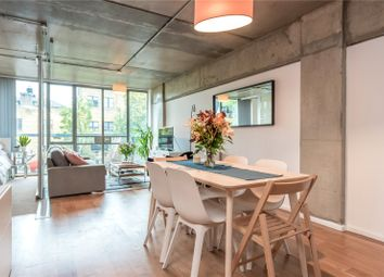 Thumbnail 1 bed flat for sale in Union Wharf, 23 Wenlock Road, London
