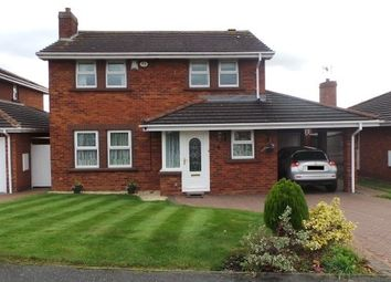Thumbnail 4 bed detached house for sale in Brookhus Farm Road, Walmley, Sutton Coldfield
