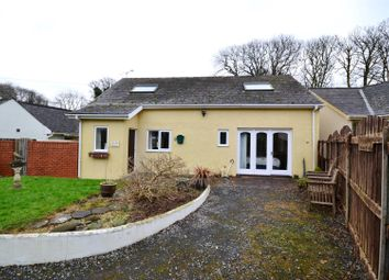 Thumbnail 4 bed detached house for sale in Church View, Hodgeston, Pembroke