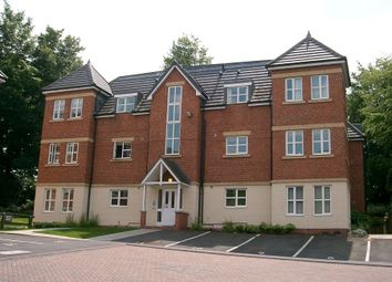 Thumbnail 2 bed flat to rent in Summer Drive, Sandbach, Cheshire