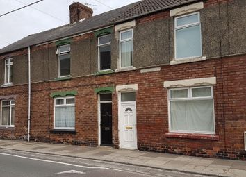 Thumbnail 3 bed terraced house for sale in Wensley Terrace, Ferryhill