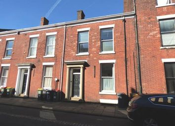 Thumbnail 5 bedroom terraced house for sale in Latham Street, Ashton, Preston, Lancashire