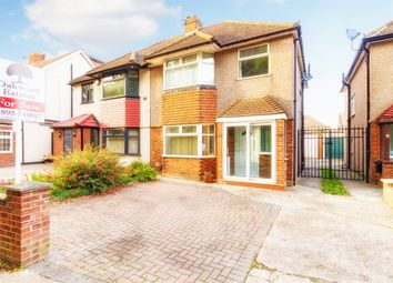Thumbnail 3 bed semi-detached house for sale in Vine Close, West Drayton, Middlesex
