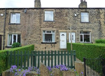Thumbnail 2 bed terraced house to rent in Compeigne Avenue, Riddlesden, Keighley