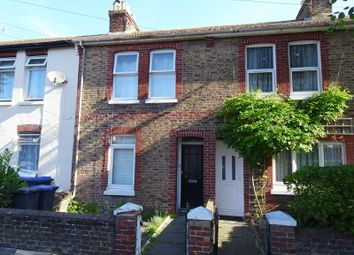 Thumbnail 2 bedroom terraced house for sale in Southfield Road, Broadwater, Worthing