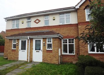 Thumbnail 2 bedroom terraced house for sale in Lakeside Close, Hanley, Stoke-On-Trent