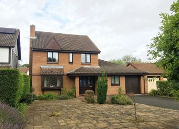 Thumbnail 4 bed detached house for sale in Horsechestnut Drive, Telford