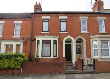 Thumbnail 3 bed terraced house for sale in Cecil Road, Kingsthorpe Grove, Northampton
