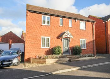 4 bed detached house for sale in Monk Barton Close, Yeovil, Somerset BA21