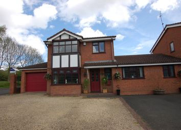 Thumbnail 5 bed detached house for sale in Ploverdale Crescent, Kingswinford